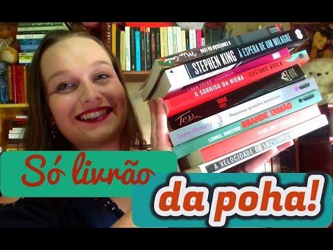 BOOK HAUL SETEMBRO #11 | ENTRE LETRAS E LINHAS