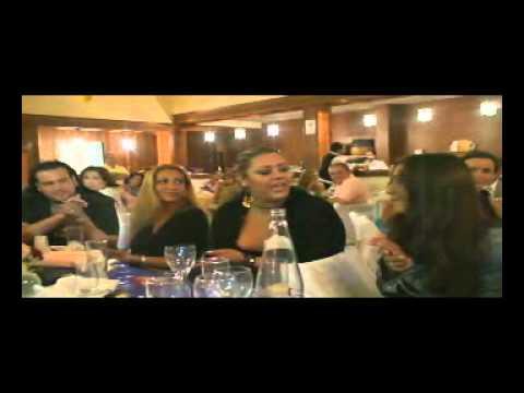 Lidia Reyes en Espejo 1 Tangos flamenquitos
