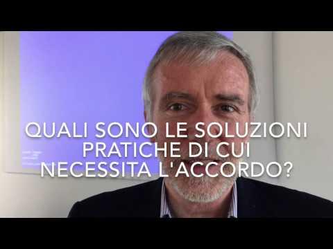 Firmato l'accordo italo svizzero sulla gestione degli inerti