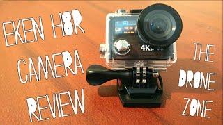 Video EKEN H8R Review - 4K/30FPS Action Camera MP3, 3GP, MP4, WEBM, AVI, FLV Juli 2018