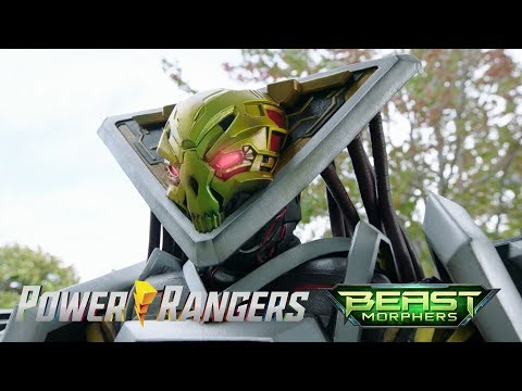 Mid-Season Final Scene | Power Rangers Beast Morphers Season 2 Episode 8 | Power Rangers Official
