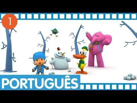 Pocoyo português Brasil - Pocoyo - 30 minutos em Português europeu [1]