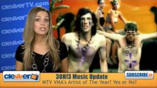3OH!3 Music Update, Dont Trust Me Video