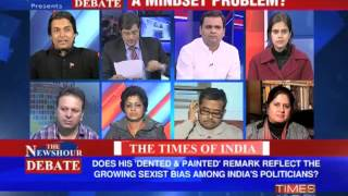 The Newshour Debate: Abhijit Mukherjee's 'sexist' comment (Part 2 of 4)