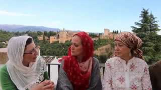 Spanish Sisters Converted To Islam - Interview From Granada Spain