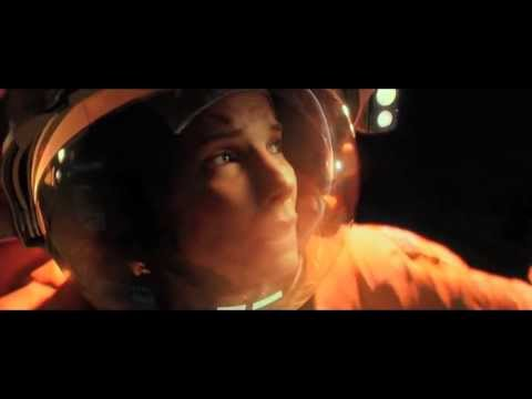 gravity - A very intense extended look combining the theatrical trailer with the three clips that have been released so far for the film. Cut this trailer on a break i...