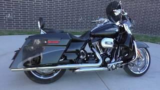 5. 960694   2013 Harley Davidson CVO Road King 110th Anniversary   FLHRSE5