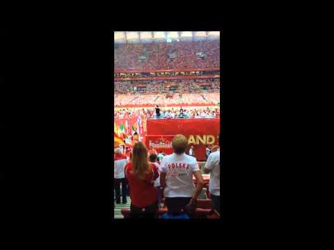 Чемпионат мира по волейболу сентябрь 2014 в Польше часть 3