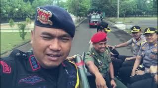 Video Vlog 156 DanJen Kopassus, Kapolda & Gub Banten Upc Sumpah Pemuda DiMako Grup1 Kopassus Seru Bingits MP3, 3GP, MP4, WEBM, AVI, FLV Januari 2019
