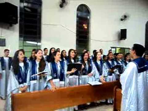 Conjunto El Shaday da Assembléia de Deus Belém em Paraguaçu Paulista no seu 35 aniversário
