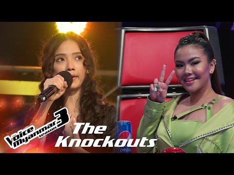 "Pan: ""The Phantom of the Opera"" | The Knockouts - The Voice Myanmar Season 3, 2020"