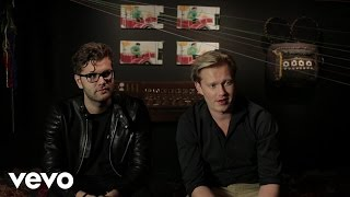 CAZZETTE - VEVO News Interview