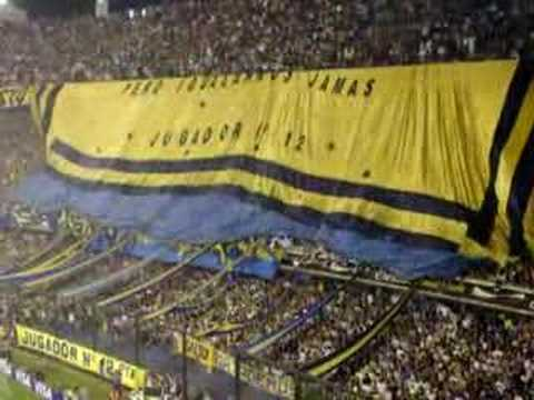 Video - Carnaval toda la vida - La 12 - Boca Juniors - Argentina