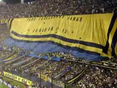 Carnaval toda la vida - La 12 - Boca Juniors