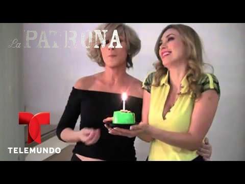 La Patrona / ¡Feliz cumpleaños Christian Bach! / Telemundo