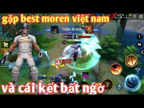 Liên Quân Mobile _ Anh Hảo Cầm Arthur Leo Rank Gặp Ngay Best Moren Việt Nam Và Cái Kết - Thời lượng: 15:28.