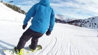 Soldeu Andorra  city images : Snowboarding in Soldeu Andorra