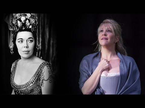 Watch: Janet Baker and Joyce DiDonato discuss their stellar careers