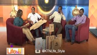 Life and Style: Make money, Francis Mbugua making a fortune out of gift bags 27th October 2016