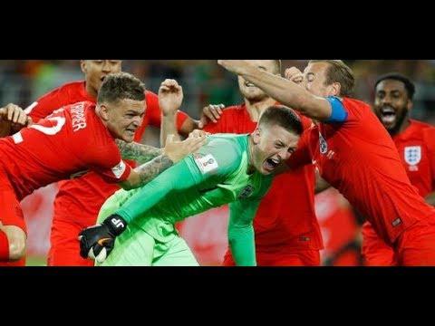Fußball-WM 2018 Achtelfinale: England schlägt im El ...