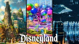 Video Top 5 NEW Attractions Coming to Disneyland in 2019 MP3, 3GP, MP4, WEBM, AVI, FLV Januari 2019