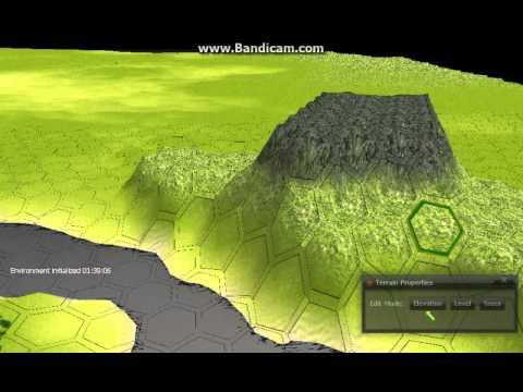 XNA Strategy Game Engine 2D UI (start)