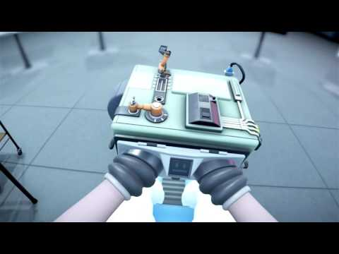 Statik | Reveal trailer | PlayStation VR