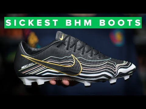 NIKE MERCURIAL VAPOR 11 BHM - Black History Month Football Boots