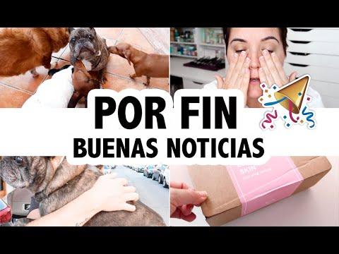 Modelos de uñas - ¡POR FIN UNA BUENA NOTICIA! Vlog
