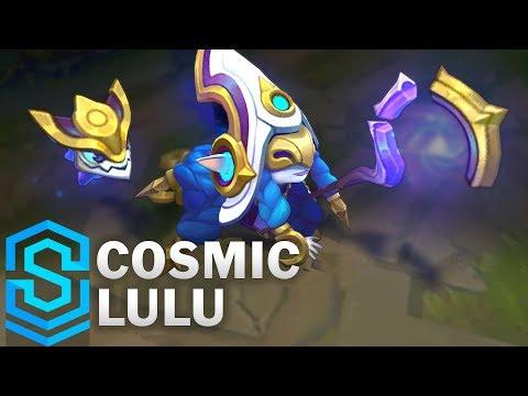 Lulu Pháp Sư Vũ Trụ - Cosmic Enchantress Lulu