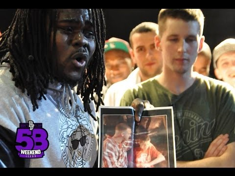 ARSONAL VS CHARRON | Don't Flop Rap Battle