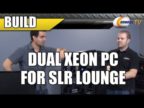 Xeon - Dream Machine Photo & Video Editing Build with SLR Lounge http://www.newegg.com | Parts List: http://bit.ly/16P5oaL Test Results @ SLR Lounge: http://www.slr...