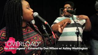 "John Legend ""Overload"" (Cover) 