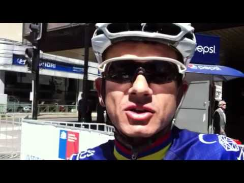 Mauricio Ardila sobre la Vuelta Chile
