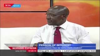Money given by DP Ruto in harambees could be coming from corruption, claims Senator Khalwale