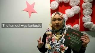 Singapore book tour!