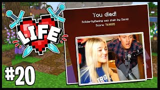 MY GIRLFRIEND KILLED ME IN XLIFE.. | Minecraft X Life SMP | #20