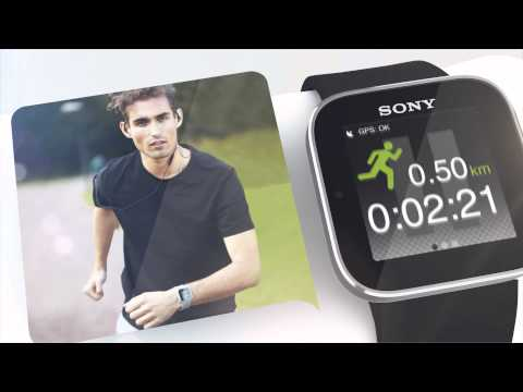 0 Sony SmartWatch   el reloj Android que notifica todo