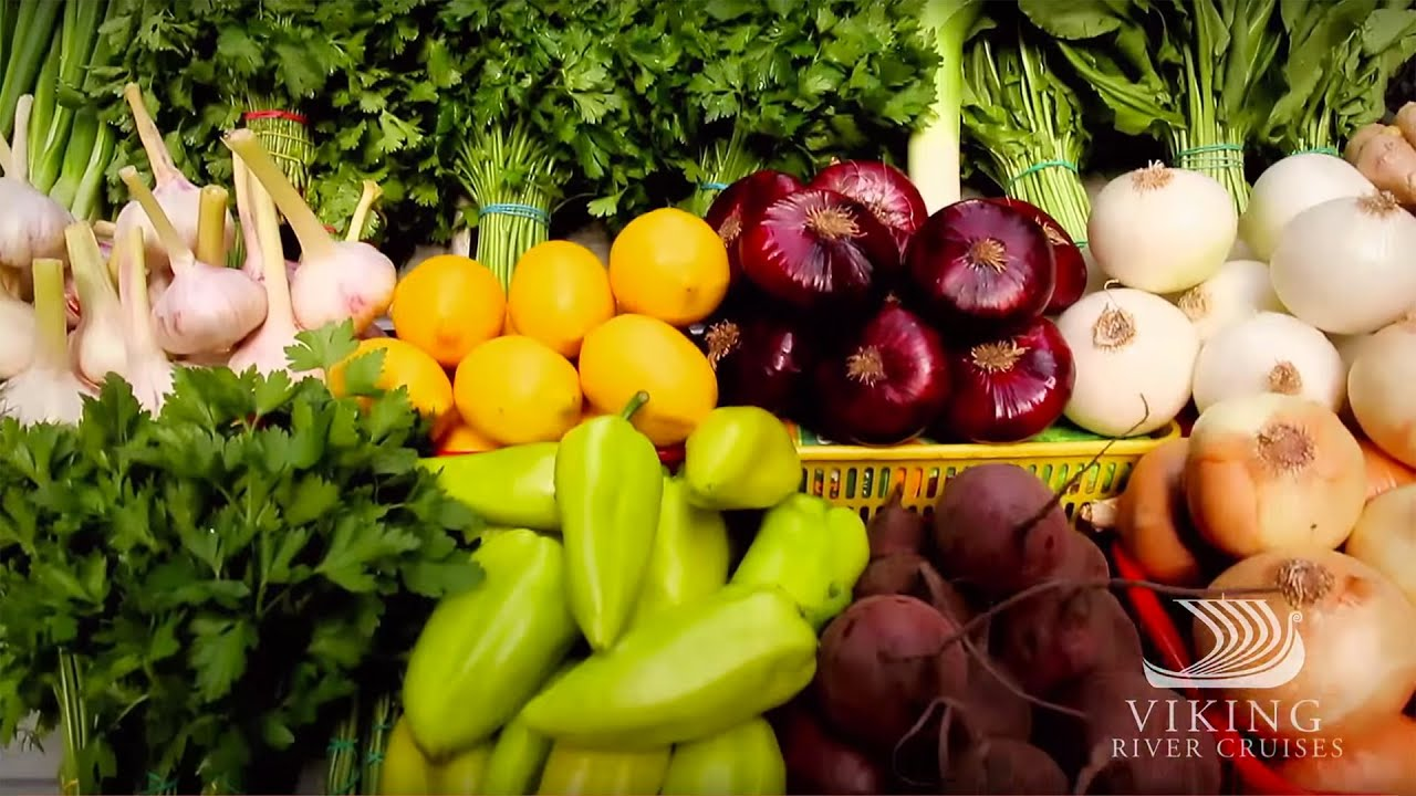 Russian Food Market