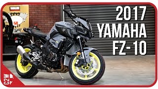 1. 2017 Yamaha FZ-10 (MT-10) | First Ride