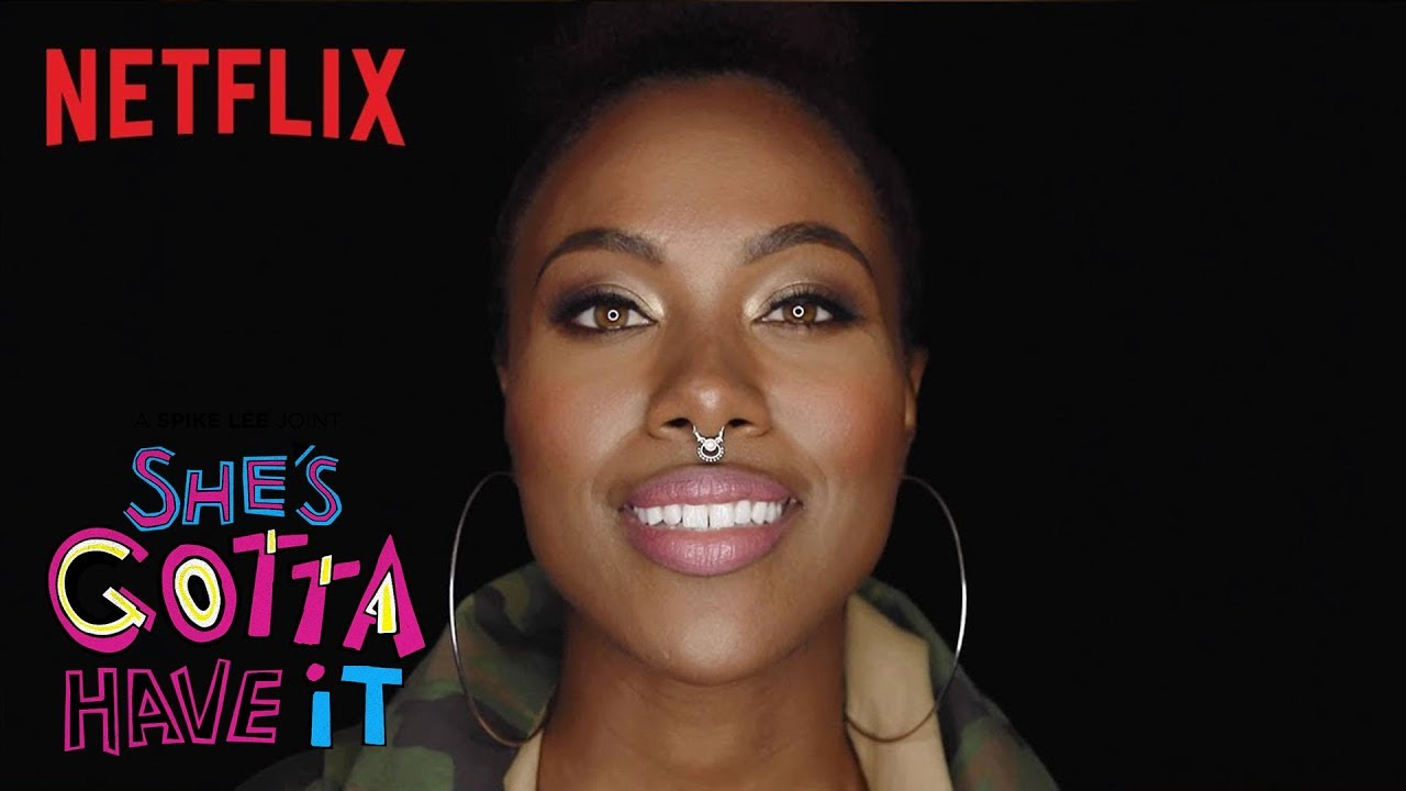 She's Not a Freak, Sex Addict or Nobody's Property. Watch Spike Lee's Quirky Romantic Netflix Series 'She's Gotta Have It' (Clip)