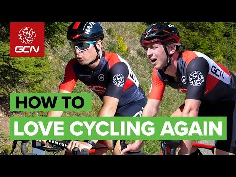 How To Fall Back In Love With Cycling | Enjoy Riding Your Bike Again