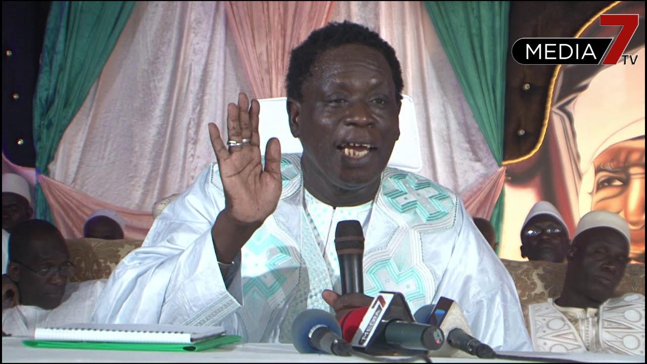 Général Baye Ndjine Thiaw Lahi aux politiciens et électeurs