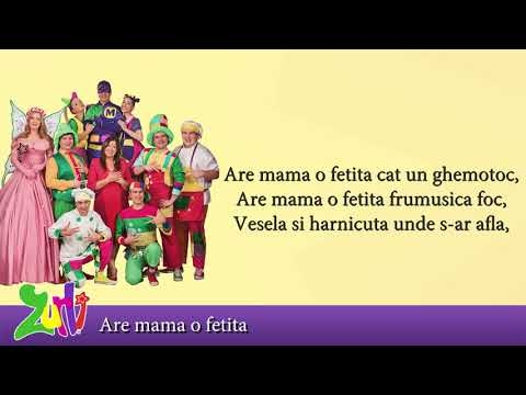 Gasca Zurli - Are mama o fetita (Versuri)
