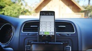 Novo suporte de smartphone para o veículo.Suporte comprado através do seguinda site:https://www.indiegogo.com/projects/radmo-the-perfect-mobile-phone-mount-for-your-car#/