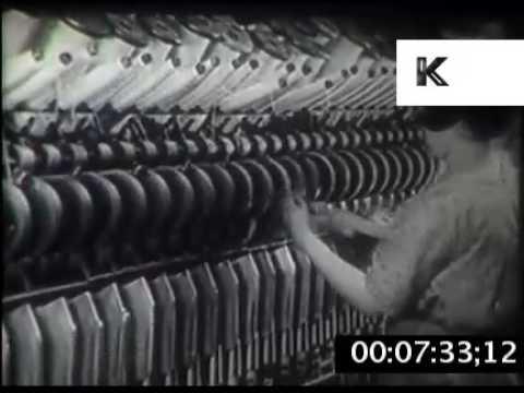 1900s Women Factory Workers