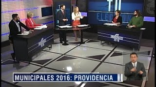 Esta comuna de Santiago es el nuevo foco de discusión de cara a las próximas elecciones. Visita el nuevo sitio web de CNN Chile y síguenos en nuestras redes ...