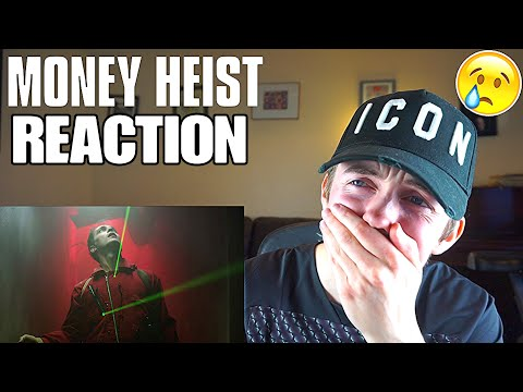MONEY HEIST - BERLIN MEETS HIS DEMISE (REACTION)