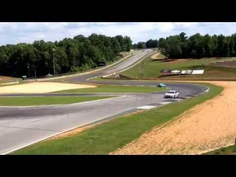Cultures Clash!@NASCAR @KurtBusch @StewartHaasRcng vs @FalkenTire @Porsche  911 GT3 RSR small video