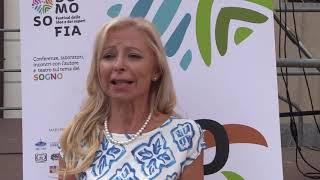 Donatella Marazziti DOMOSOFIA 2018- intervista – le basi biologiche delle relazioni disfunzionali